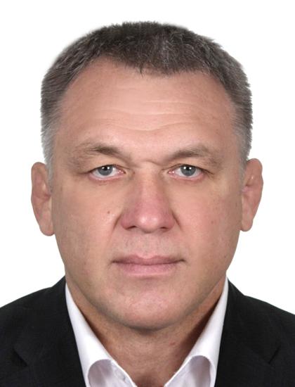 """Генеральный директор АО """"СК """"Факел"""" Зенин Андрей Михайлович"""